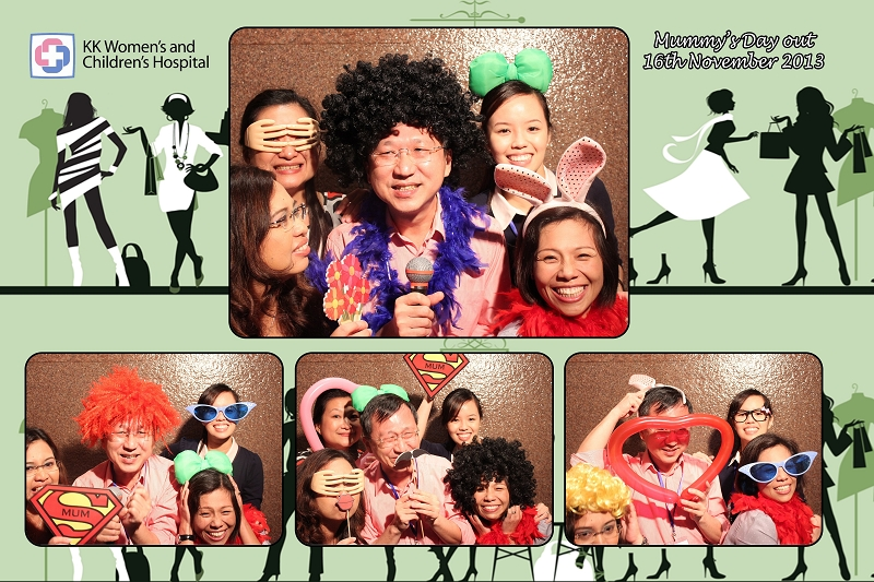 kkh, photobooth, instant prints, instant photography, 4r, party,