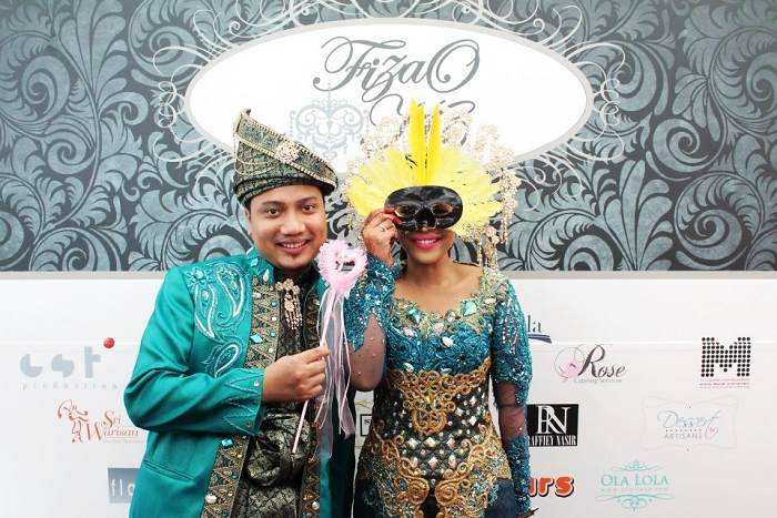 kc, fiza o, kc fiza o, photobooth, wedding, singapore, celebrity dj