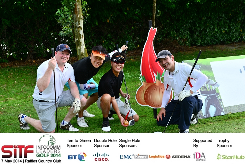 instant prints, singapore, live photography, photobooth. golf event