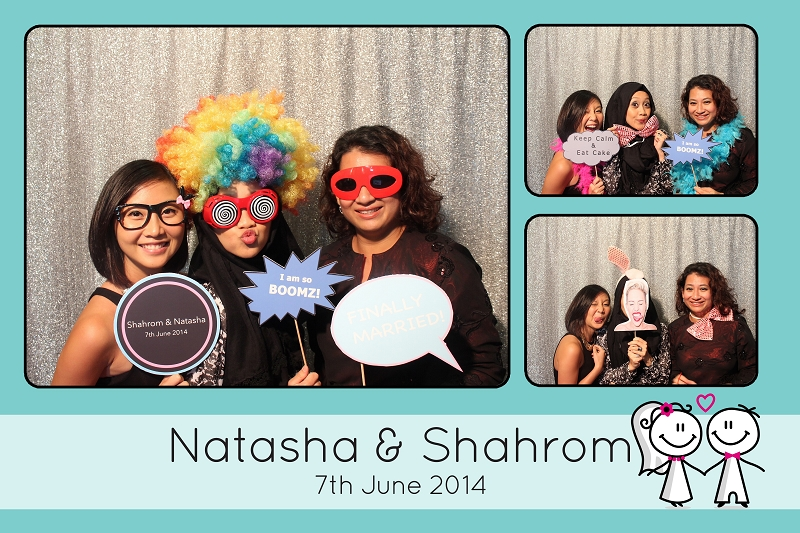 photobooth, instant prints, wedding, singapore, serangoon gardens country club