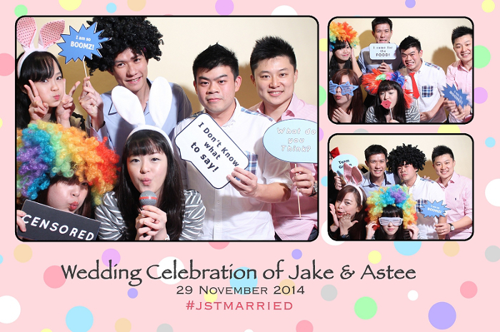 photobooth, singapore, instant prints, instant photos, customised backdrop
