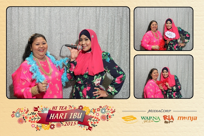 photobooth, singapore, instant prints, mediacorp, suria, warna