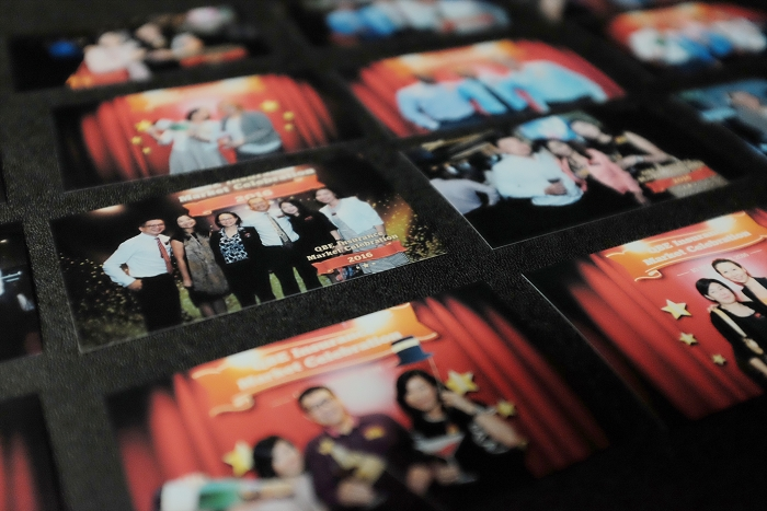 instant prints, instant photos, credit card size photos, live photography, instant photography, events, singapore