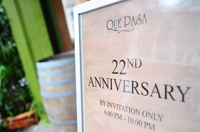 que pasa singapore, events, photography, singapore, emerald hill, parties, anniversary