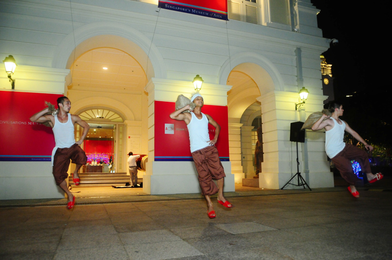clogs dance, event photography singapore, acm, river nights 2016, asian civilisations museum, events, singapore events photographer,