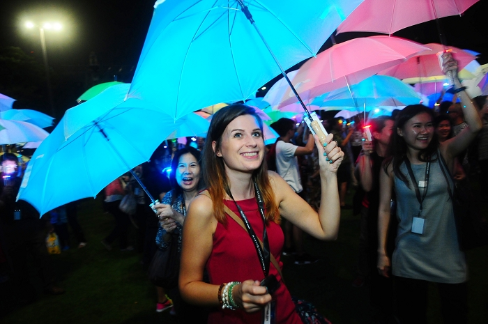 the umbrella project, event photography singapore, acm, river nights 2016, asian civilisations museum, events, singapore events photographer,