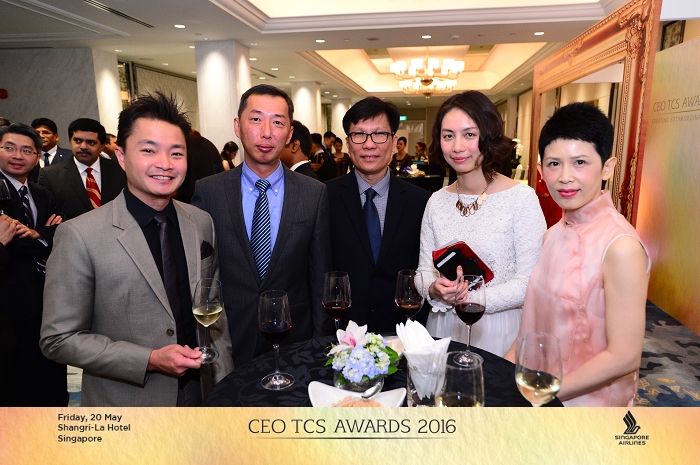 SIA CEO TCS AWARDS 2016, singapore international airlines, singapore, live photography, instant prints, instant photography singapore, instant photocards,